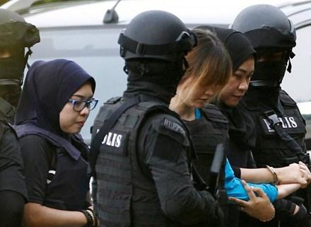 Cảnh sát từ chối cung cấp bằng chứng cho luật sư của Đoàn Thị Hương - 1