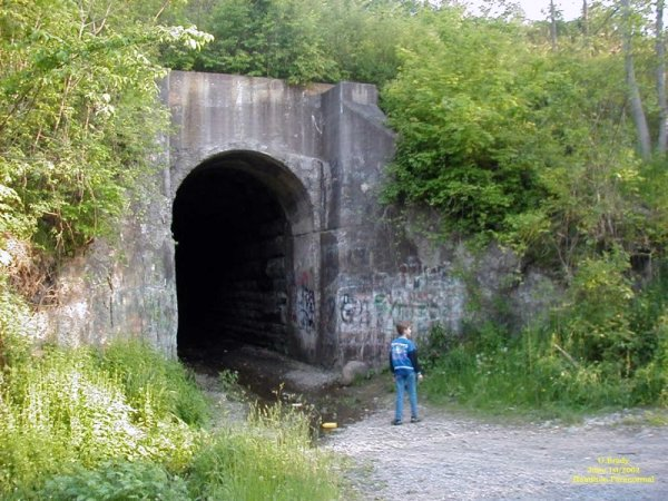 Hãi hùng đường hầm la hét trong đêm ở Canada - 2