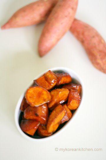 Khoai lang ngào đường giòn ngọt ăn là nghiện - 8