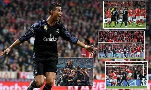 """Ronaldo """"bất tử"""" tại Real: Đừng hòng lật đổ siêu sao - 2"""