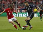 Bóng đá - Bayern Munich - Real Madrid: Ngược dòng nhờ cú đúp siêu sao