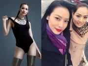 Làm đẹp - Bất ngờ vì mẹ Lilly Nguyễn quá trẻ đẹp, gợi cảm
