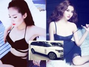 """Kỳ Duyên, Miu Lê dẫn đầu dàn 9X sớm có xe sang, đồ hiệu  """" khủng """""""