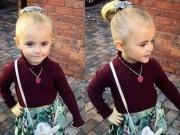 Thời trang - Nhiều người kiếm tiền cả đời vẫn thua tủ đồ hiệu của bé 3 tuổi