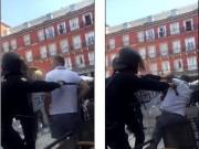 """Bóng đá - Hooligan quấy rối: Cảnh sát ra tay, Leicester """"méo mặt"""""""