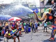 Du lịch - Trốn cái 'nóng muốn bùng cháy' của mùa hè cùng 8 lễ hội nước nổi tiếng TG