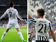 """Bóng đá - Ứng viên vô địch cúp C1: Real đấu Juventus, Barca """"ra rìa"""""""