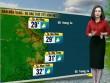 Dự báo thời tiết VTV 13/4: Nhiệt độ Bắc Bộ tiếp tục giảm
