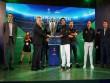 Ronaldinho giao lưu ở VN: Barca sẽ gây sốc cúp C1
