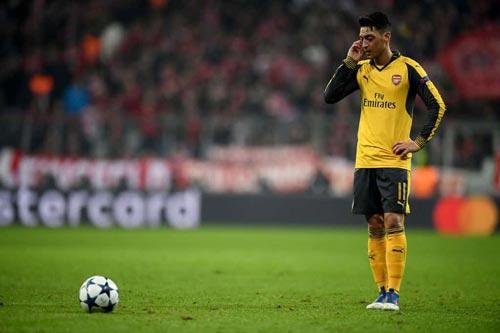 Sanchez - Ozil: Mồi nhử 80 triệu bảng & gật đầu với MU - 1