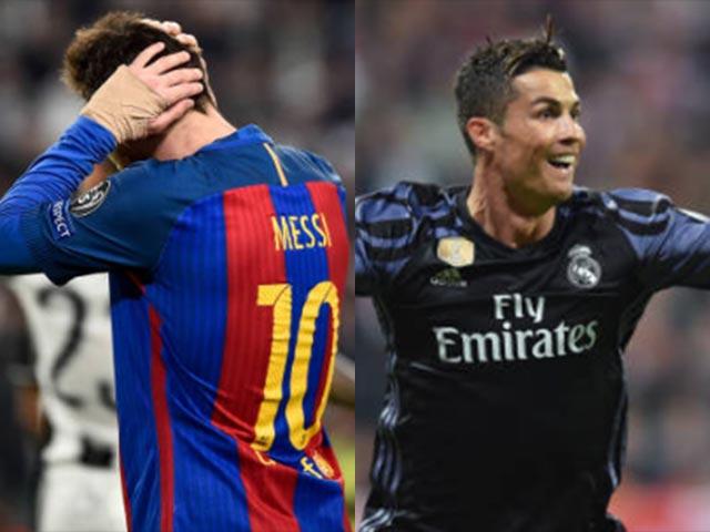 """Messi toàn năng: Ronaldo cũng """"hít khói"""" ở khoản sút xa - 3"""