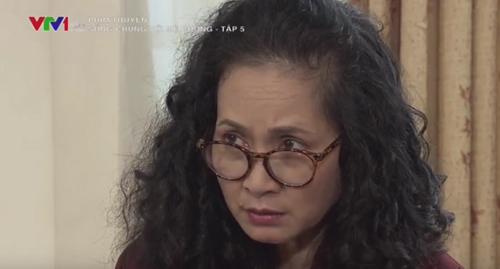 Sững người trước phản ứng lạ của mẹ chồng ghê gớm nhất phim Việt - 3