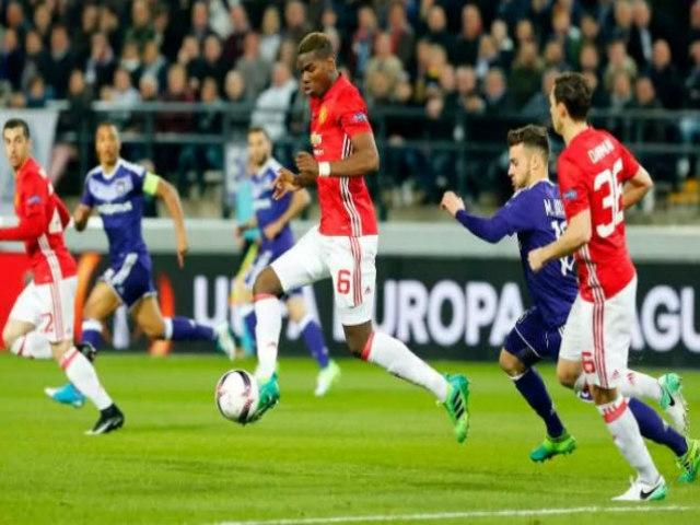 Anderlecht - MU: