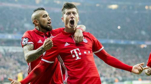 Real chớ vội mừng: Bayern - Vua của những màn lật đổ - 2