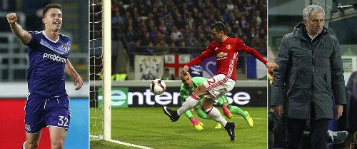 """MU hòa đau đớn, Mourinho trách Ibrahimovic """"ăn hại"""" - 1"""
