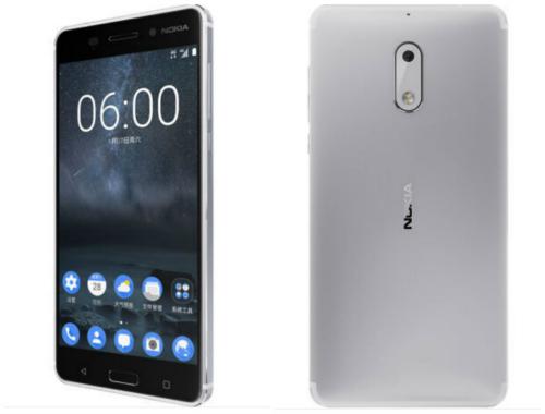 """Nokia 6 màu bạc vừa lên kệ đã """"cháy hàng"""" - 1"""