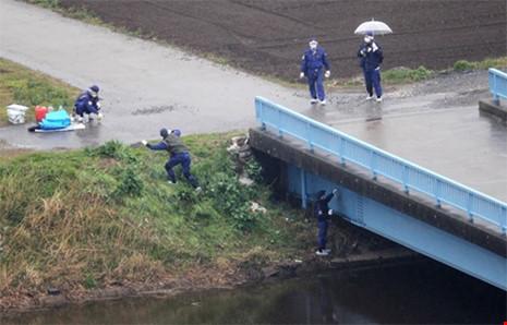 Nóng: Đã bắt 1 nghi can vụ bé gái Việt bị giết tại Nhật - 1