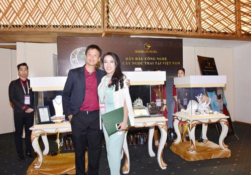 Tuyệt phẩm vòng cổ ngọc trai gây chú ý tại Forbes Women's Summit 2017 - 4