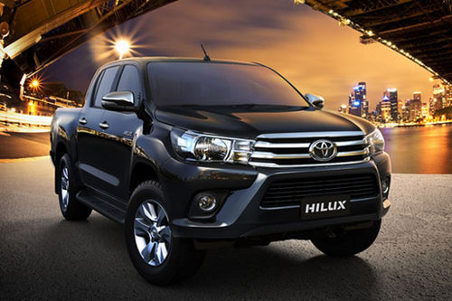 Xe Toyota ở Việt Nam hạ giá đồng loạt - 5