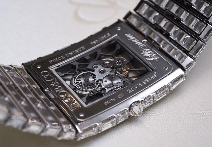 Choáng với đồng hồ có giá ngang ngửa 90 siêu xe Ferrari - 8
