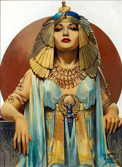 Không cần kỳ công vẫn có thể trẻ lâu như nữ hoàng Cleopatra - 1