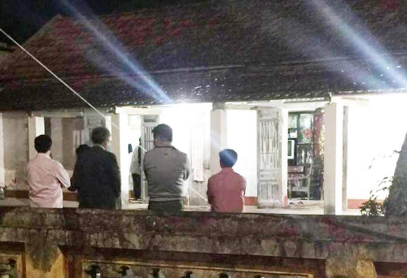 3 người chết, 1 người nhập viện sau tiếng nổ chấn động làng quê - 1