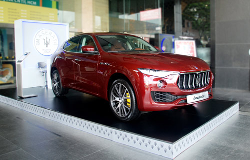 Maserati Levante - Cơn gió Địa Trung Hải giữa lòng Sài Gòn - 1