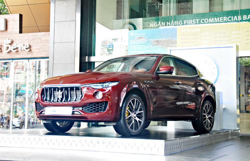 Maserati Levante - Cơn gió Địa Trung Hải giữa lòng Sài Gòn - 5