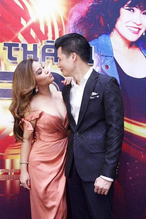 """Minh Tuyết """"tố"""" từng bị Quang Dũng """"đè ra hôn"""" - 3"""