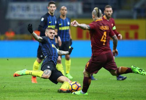 Serie A trước vòng 32: Cay đắng Trung Quốc thâu tóm derby Milan - 1