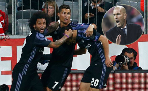 """Real thời Zidane: """"Quái vật 2 mặt"""" & chuyện """"số đỏ"""" - 3"""