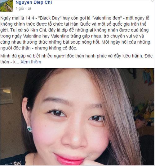 Sao Việt làm gì vào ngày Valentine Đen – 14/4? - 1