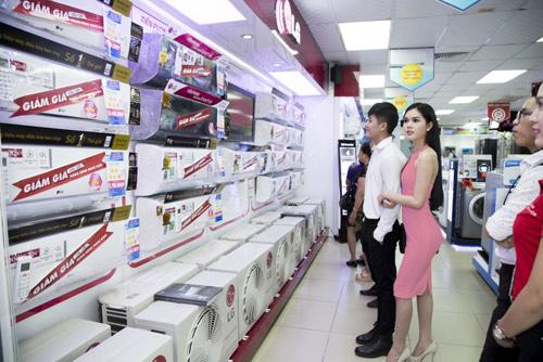 LG bảo dưỡng điều hòa miễn phí cho khách hàng - 1