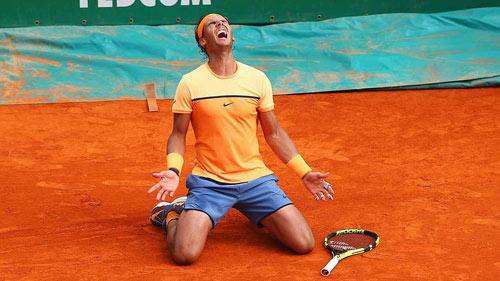 """Monte Carlo: Nadal vua lại làm vua ở """"đất thánh"""" - 1"""
