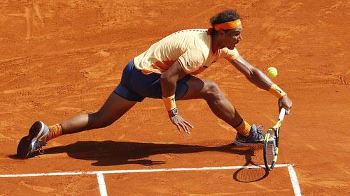"""Monte Carlo: Nadal vua lại làm vua ở """"đất thánh"""" - 2"""