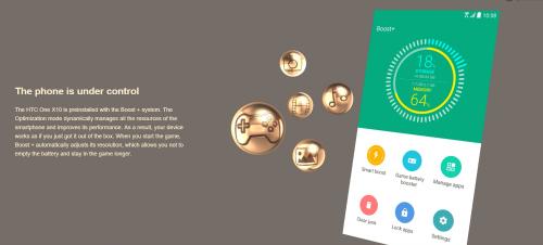 """CHÍNH THỨC: HTC One X10 trình làng, pin 4000mAh, giá """"mềm"""" - 2"""