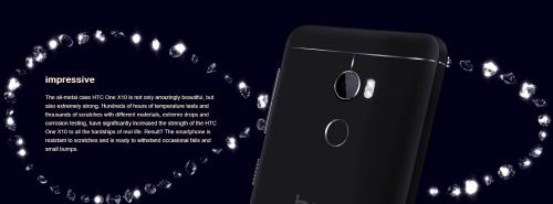 """CHÍNH THỨC: HTC One X10 trình làng, pin 4000mAh, giá """"mềm"""" - 3"""