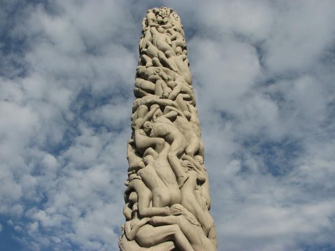 """Ngượng """"chín mặt"""" ở công viên tượng khỏa thân lớn nhất thế giới - 5"""