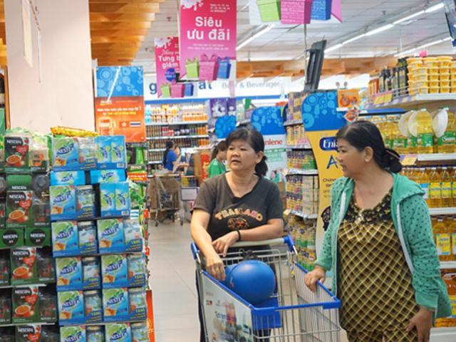 Thị trường 24h - Co.opmart giảm giá sốc: Bột ngọt, sữa tiệt trùng, nước ngọt chỉ 1.000đ