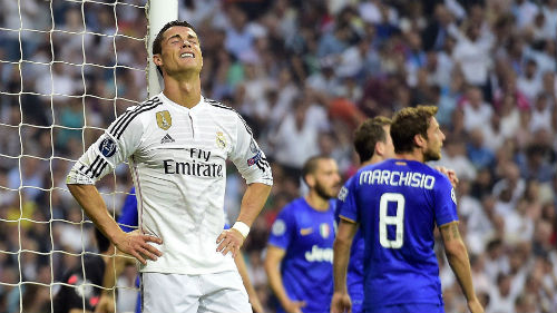 """Ứng viên vô địch cúp C1: Real đấu Juventus, Barca """"ra rìa"""" - 1"""