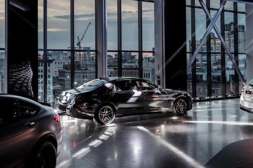 Mercedes-Benz S-Class 2018 lộ diện ở New York - 2