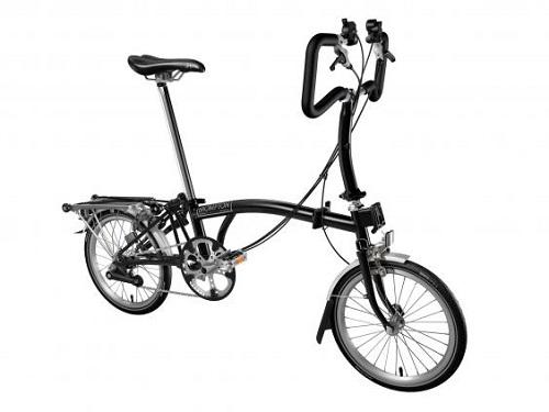 Điểm danh top 10 xe đạp gấp gọn nhẹ nhất - 4