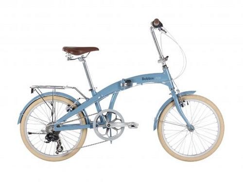 Điểm danh top 10 xe đạp gấp gọn nhẹ nhất - 5