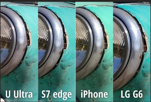 Đọ camera giữa HTC U Ultra, Galaxy S7 Edge, iPhone 7 Plus và LG G6 - 2