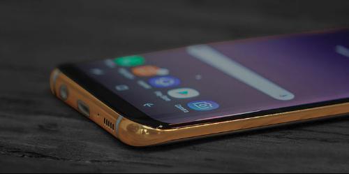 Samsung Galaxy S8 mạ vàng giá 68 triệu đồng - 3