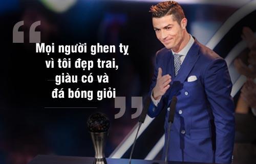 Ronaldo giỏi, giàu, đẹp trai: Ai đang ghen tức với anh? - 2