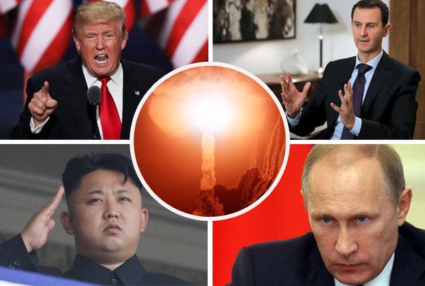 Ớn lạnh lời trong sách tiên tri cổ về chiến tranh Nga-Mỹ - 1