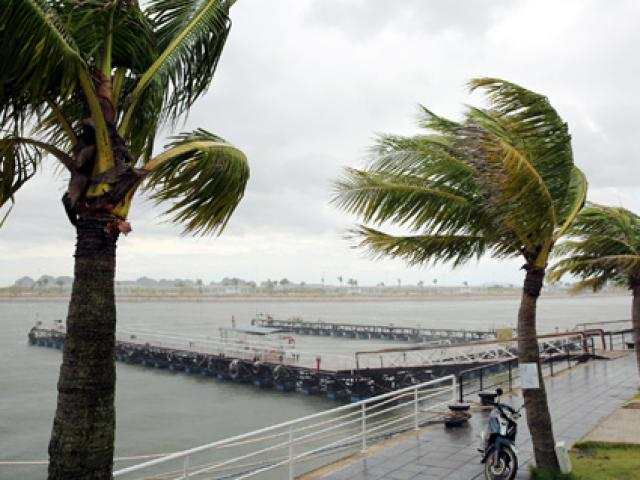 Việt Nam sẽ hứng chịu bao nhiêu cơn bão trong năm 2017?