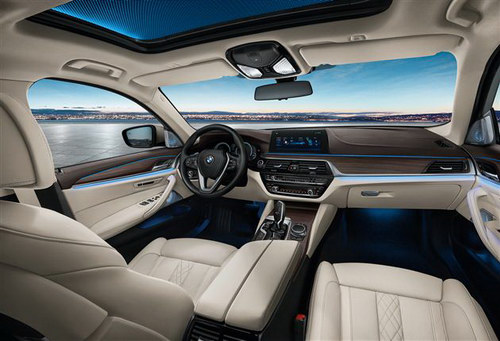 BMW 5-Series Li 1,5 tỷ đồng cho nhà giàu Trung Quốc - 2