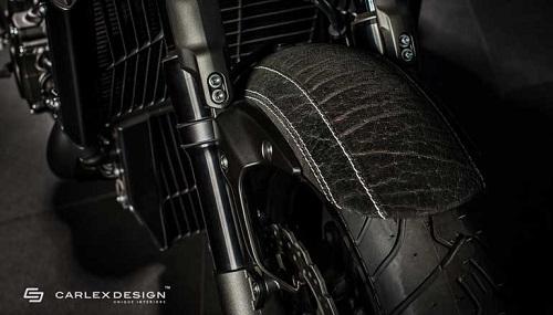 """Yamaha SteamPunk V-Max 1700 độ da quá """"khủng"""" - 4"""